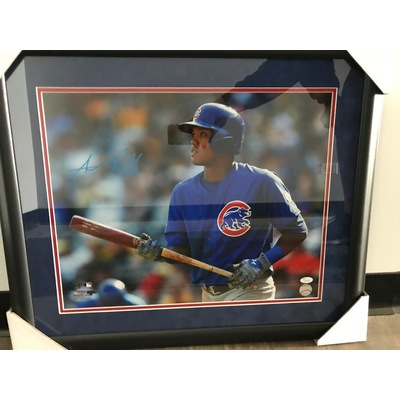 Image addison russell 16x20