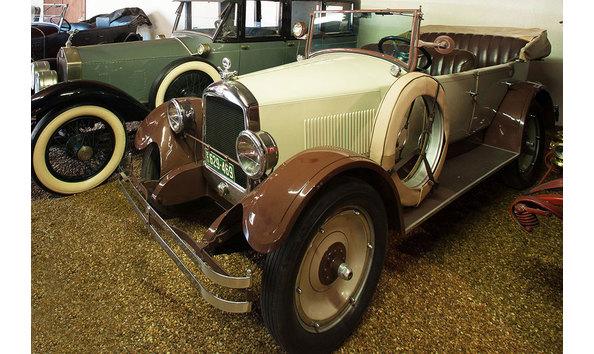 Sarasota Classic Car Museum Auction
