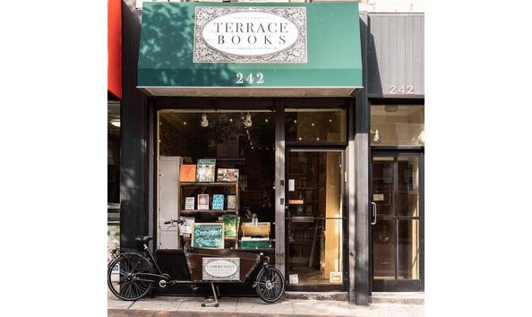 Terrace books 50 gift certificate for 50 park terrace west