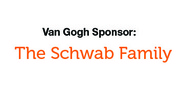Sponsor logo the schwab family van goph