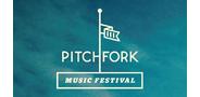 Sponsor logo pitchfork festival