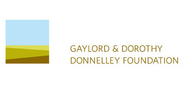 Sponsor logo gaylord dorothy donnelley foundation