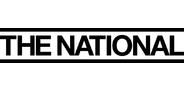 Sponsor logo the national