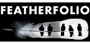 Sponsor logo featherfolio logo
