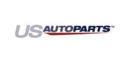 Sponsor logo us auto parts logo