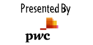 Sponsor logo presented pwc