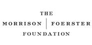 Sponsor logo morrison foerster