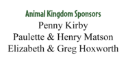 Sponsor logo animal kingdom page 1