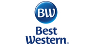 Sponsor logo best western logo detail