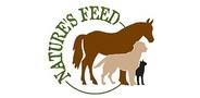 Sponsor logo nature s feed logo