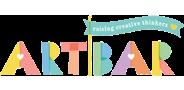 Sponsor logo artbar logo