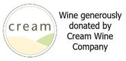 Sponsor logo cream wine company   sponsorship