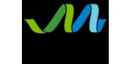 Sponsor logo logo black lettering