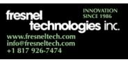 Sponsor logo fresnel logo